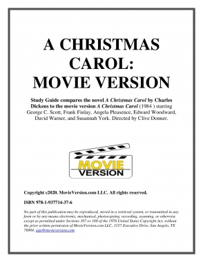 A Christmas Carol: Movie Version 2