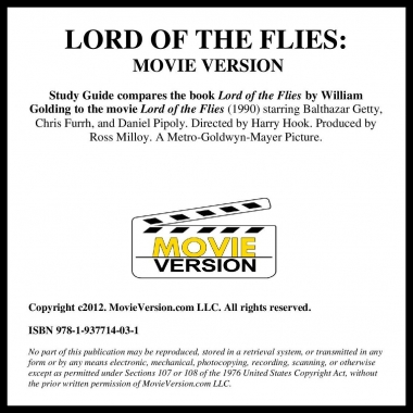 Lord of the Flies: Movie Version 2