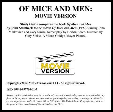 Of Mice and Men: Movie Version 2
