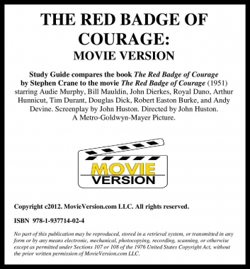 The Red Badge of Courage: Movie Version 2