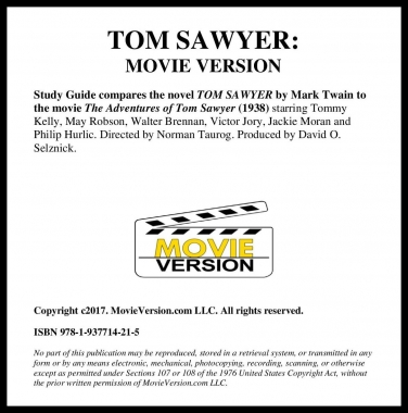 Tom Sawyer: Movie Version 2