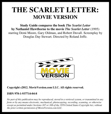 The Scarlet Letter: Movie Version 2