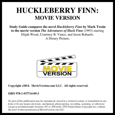 Huckleberry Finn MV Title
