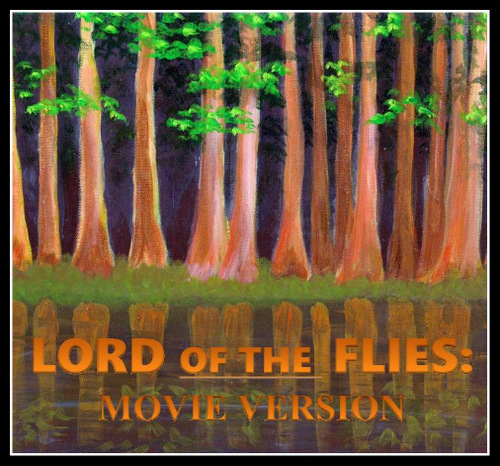 Lord of the Flies-art